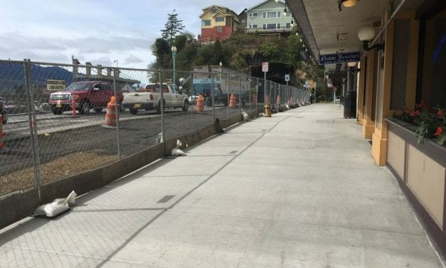 State's downtown road work in the home stretch