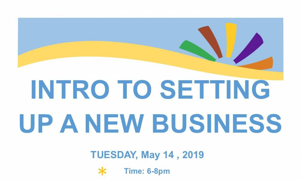 Workshop on setting up a new business offered