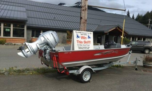 KRBD's 24th Annual 4th of July Skiff Raffle