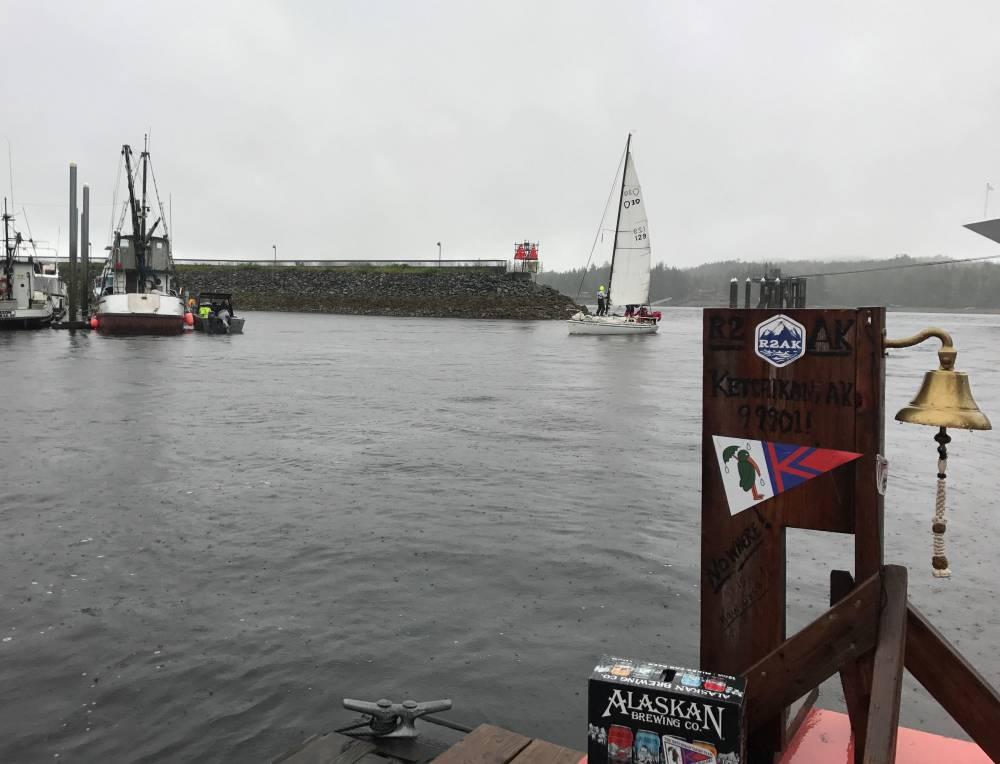 Team Ketchikan Yacht Club completes Race to Alaska - KRBD
