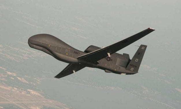 Iran Shoots Down U.S. Spy Drone It Says Was In Its Airspace