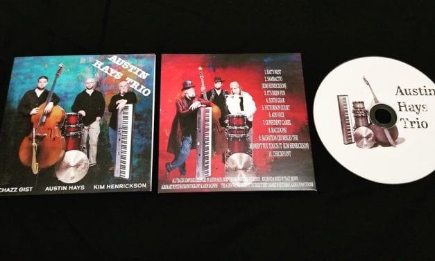 Austin Hays Trio launches new CD