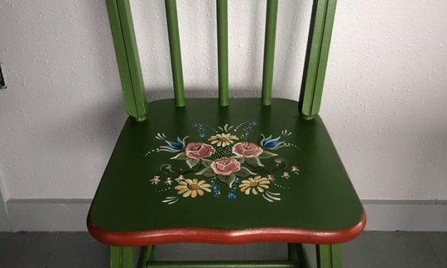 Chair-ity Auction set for Saturday
