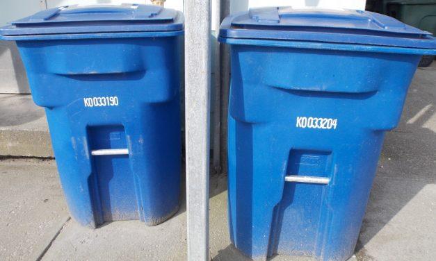 Petersburg's recycling collection offline next week
