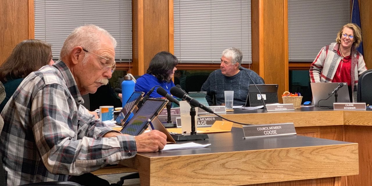 Ketchikan City Council approves Ward Cove study, WISH grant application