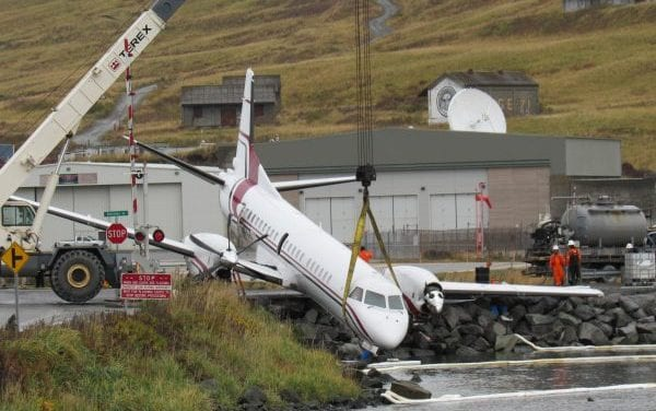 LISTEN: After plane goes off the Unalaska runway, passenger describes fatal crash, aftermath