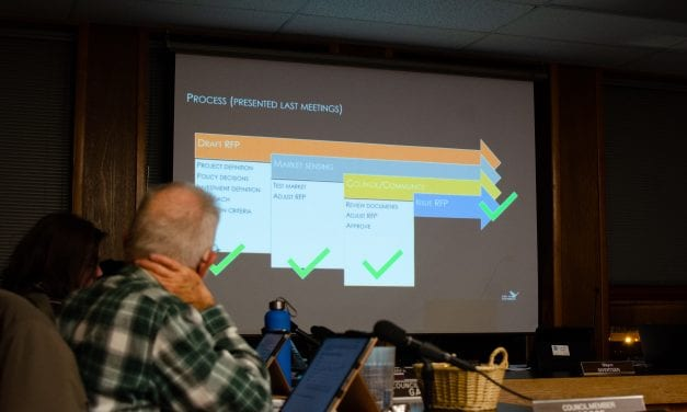 Ketchikan's city council approves final port RFP