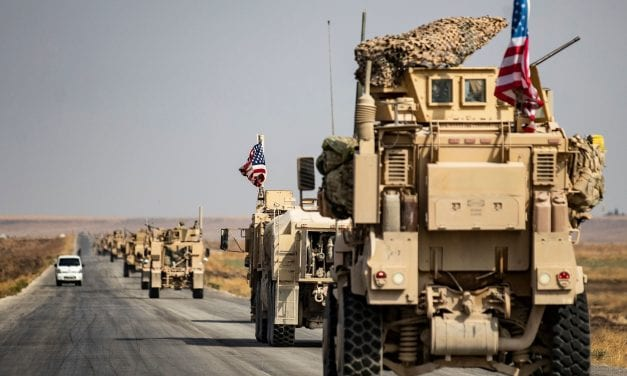 Some U.S. Troops May Remain In Northeast Syria To Protect Oil Fields