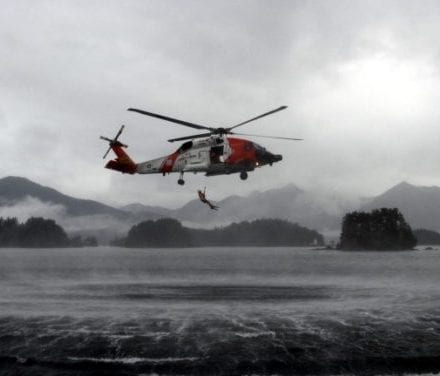 Coast Guard's VHF signal down for much of Coastal Alaska