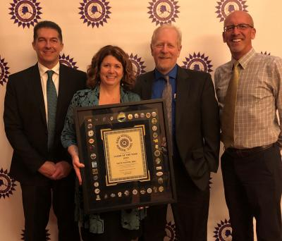 Paxton named Clerk of the Year