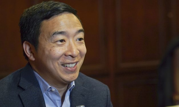 Andrew Yang Qualifies For December Debate, Bringing Diversity To Stage