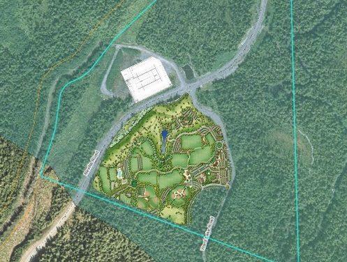 Ketchikan borough mayor says he wants a new 40-acre park near Ward Lake