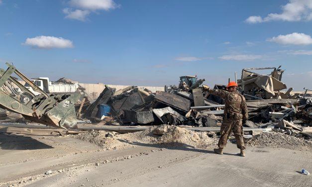 U.S. Says 11 Service Members Were Injured When Iran Attacked Iraqi Base