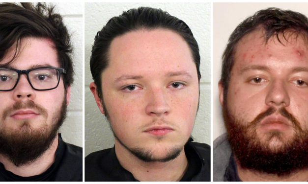 3 Alleged Members Of Hate Group 'The Base' Arrested In Georgia